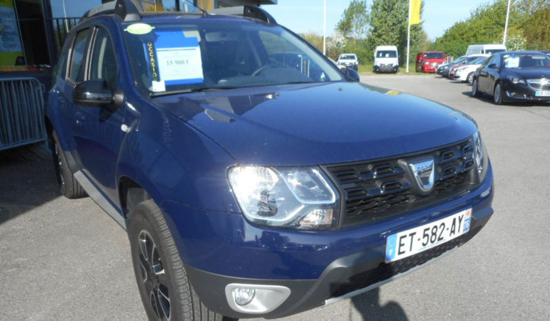 DACIA DUSTER 1.5 DCI 110CH BLACK TOUCH full