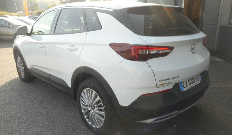 OPEL GRANDLAND X TURBO 130CH INNOVATION full