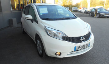 NISSAN NOTE 1.2 ACENTA ESSENCE full